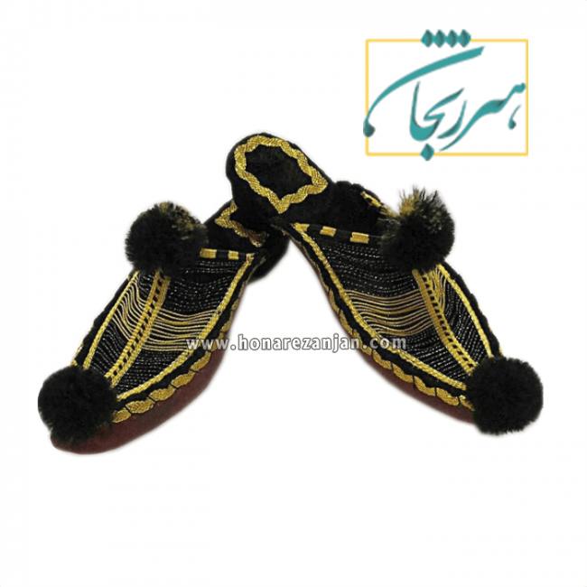 چاروق زنجان|کفش سنتی|کفش مجلسی
