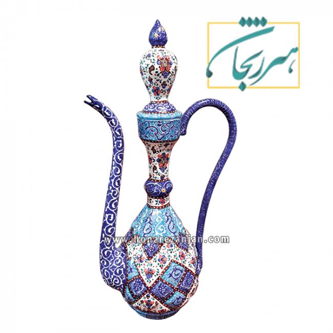 گلاب پاش میناکاری زنجان   خرید و قیمت گلاب پاش میناکاری زنجان   میناکاری زنجان